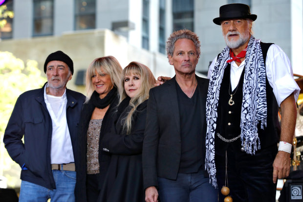 Go your own way: Buckingham leaves Fleetwood Mac, again