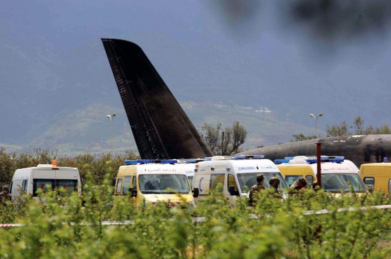 Algerian military plane: Death toll rises to 257