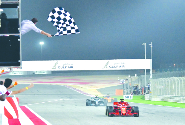 Hamilton looking to end Vettel run