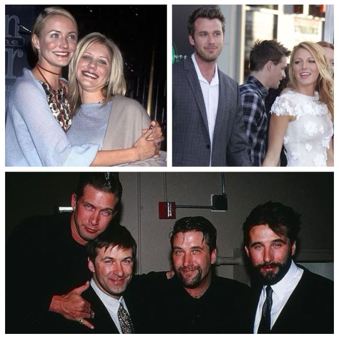 Celebs: Celebrities with siblings you may not know about