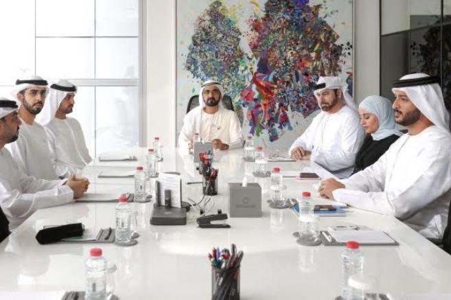 UAE adopts blockchain strategy