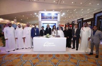 Bahrain Tourism participates in Riyadh Travel Fair