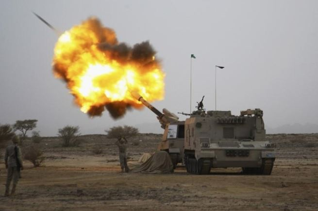 Saudi air defence intercept new missile fired by Houthi rebels