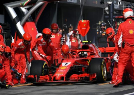Ferrari review pitstop procedures after mechanic injury