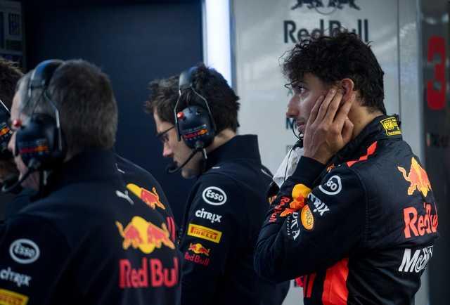 Ricciardo expects grid penalty after Bahrain failure