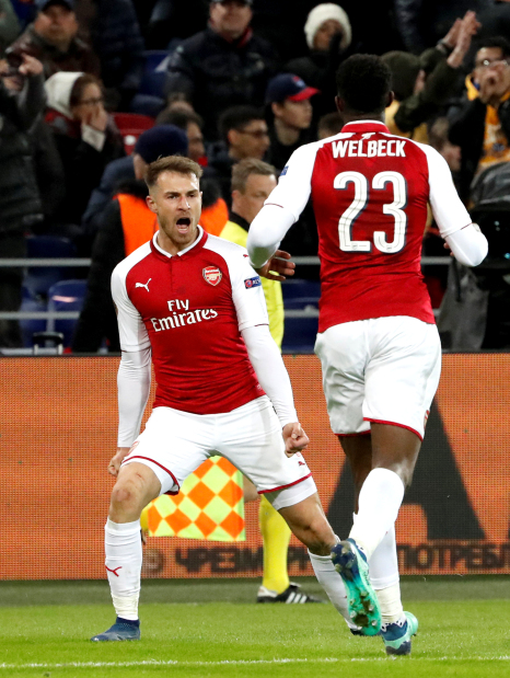 Europa League: Arsenal hold CSKA Moscow to reach semis