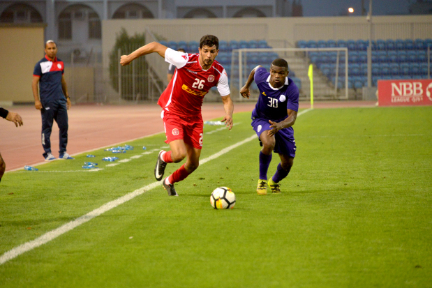 First Division League: Muharraq and Manama win