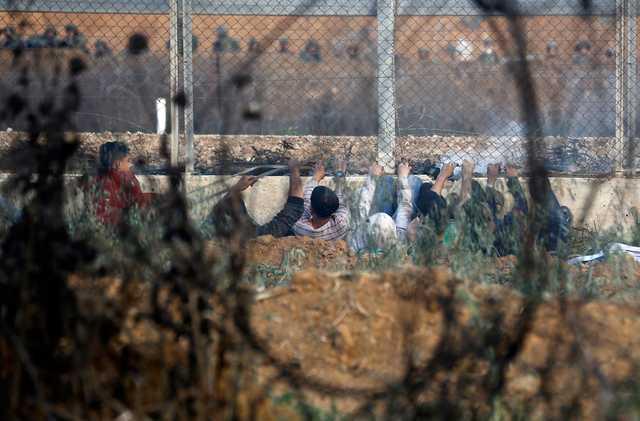Palestinian dies in protest