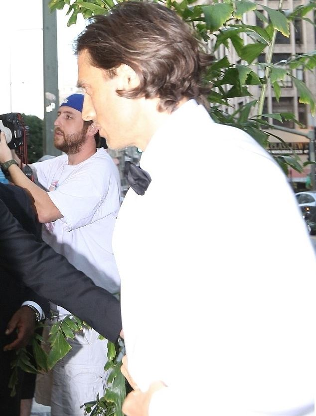 Hollywood: Photos: Stars turn out to celebrate Gwyneth Paltrow and fiancee's 'wedding rehersal'
