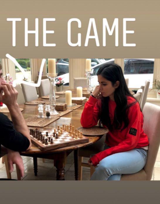 Bollywood: Photos: Katrina Kaif vacations with siblings in the UK