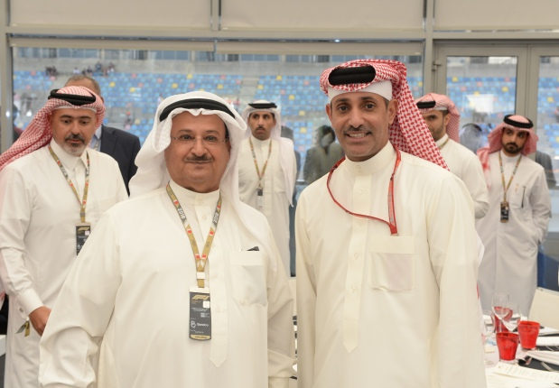 Photo Gallery: Batelco hosts business guests at Grand Prix