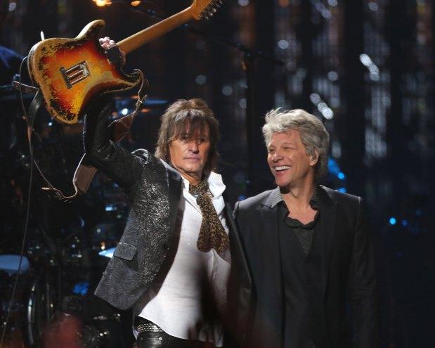 Bon Jovi, Nina Simone enter Rock and Roll Hall of Fame
