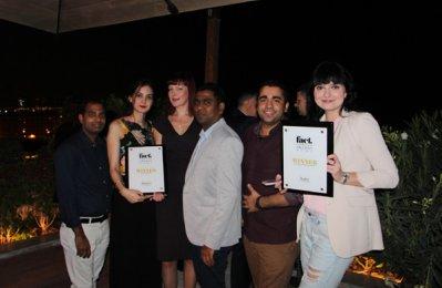 City Centre Rotana Doha receives prestigious awards