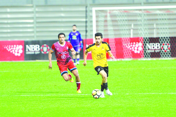 First Division Football League: Riffa avoid relegation