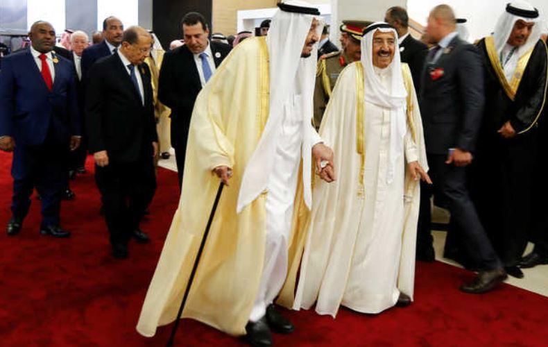 Arab League: Saudi king denounces blatant interference by Iran in Arab affairs