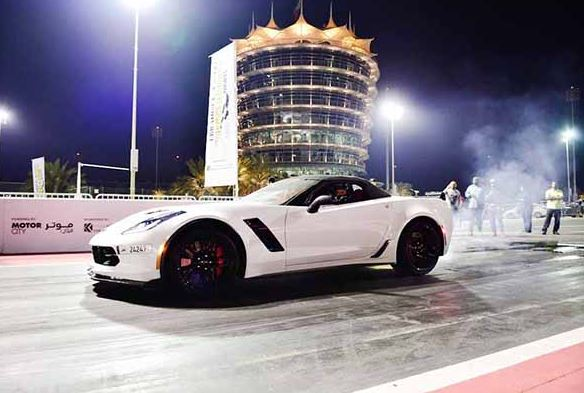 Drag and Drift Night for fans