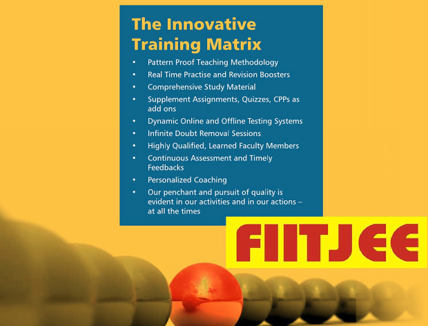 Advertorial fiitjee bahrain centre to help students for Motoring technical training institute