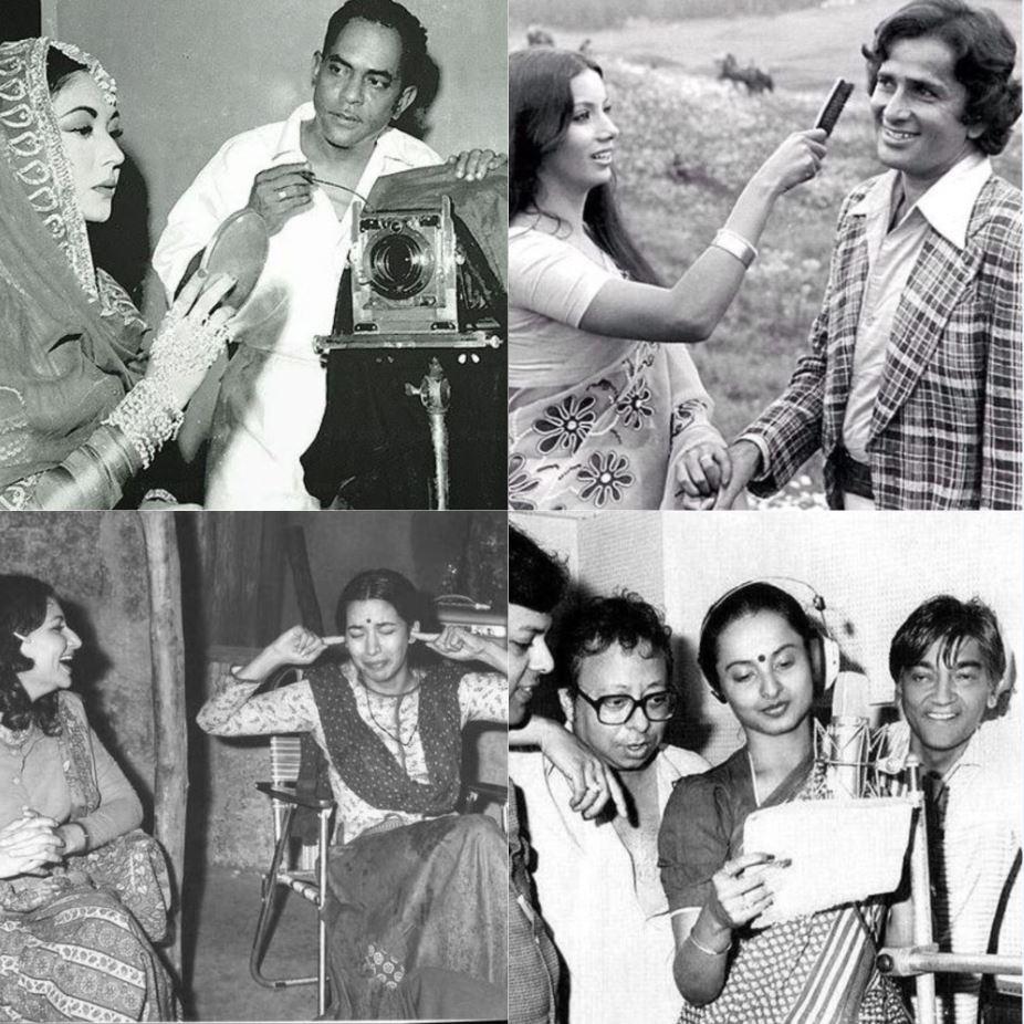Nostalgia: Vintage photos of Bollywood stars from the golden era of Hindi cinema