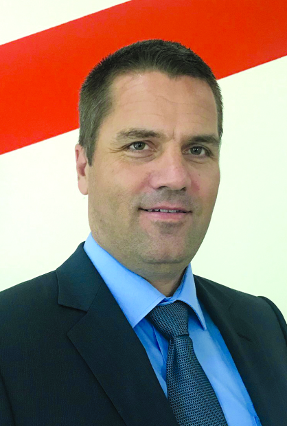 Bo Lange is COO of APM Terminals