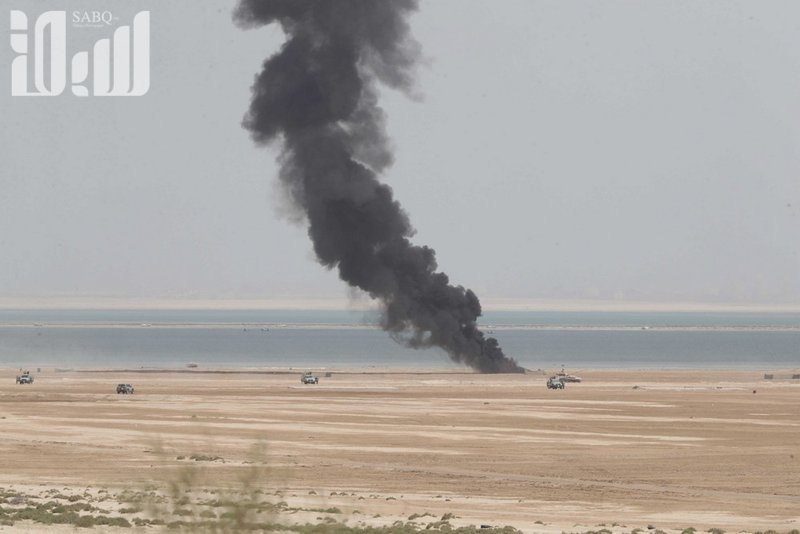 PHOTOS: First Joint Gulf Shield 1 drill reaches climax