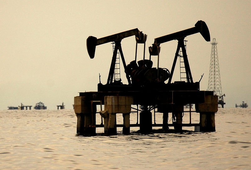 Oil supported as investors factor in supply risks