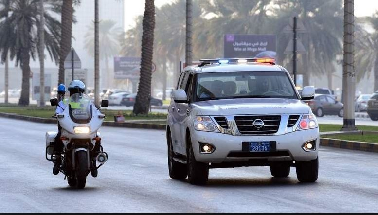 Emirati teen breaks police officer hand after noise warning