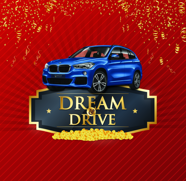 Dream Gold and Diamonds offers chance to win a BMW