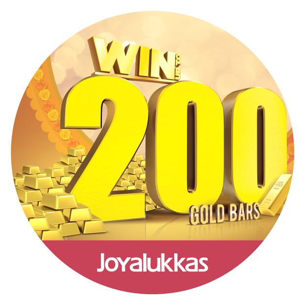Joyalukkas adds a golden touch