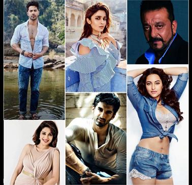 Sanjay Dutt and Madhuri Dixit to star in next Karan Johar film