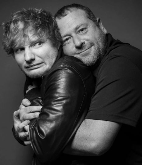 Ed Sheeran fan's are going crazy about his bodyguard's Instagram account!