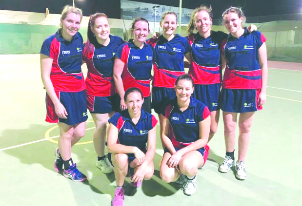 British Club 'A' lift netball title