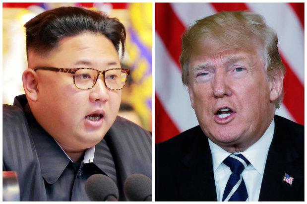 Trump reveals direct North Korea contacts, OKs peace talks