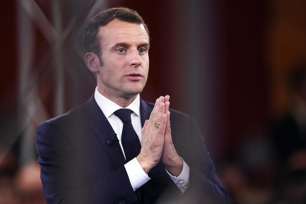 Germany hits brakes on Macron's European dreams