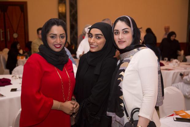 Photo Gallery: Al Ahlia University's annual graduates meeting