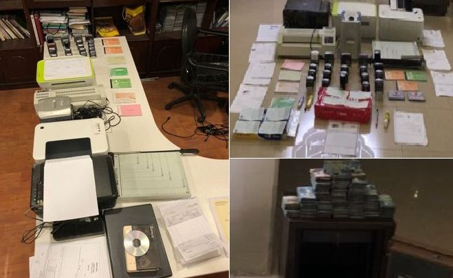 Kuwaiti national facing trial over forged documents