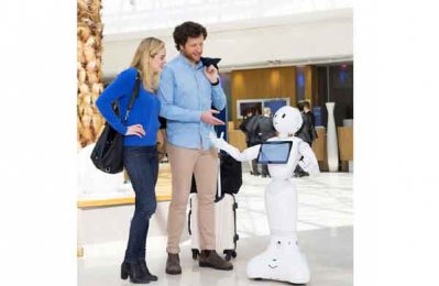 SoftBank signs up Jacky's for humanoid robot sales