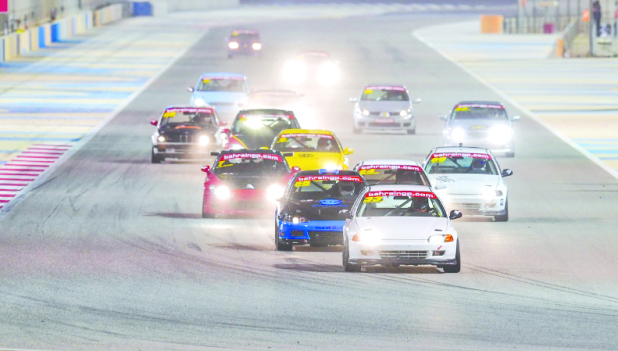 Drivers gear up for racing finale