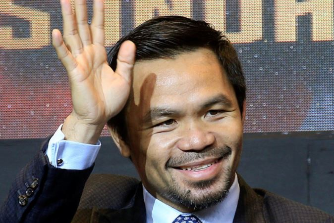 Pacquiao to launch own cryptocurrency