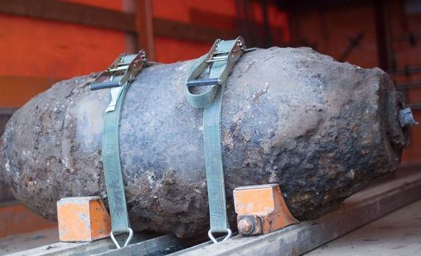 Berlin to evacuate central train station to defuse WW2 bomb