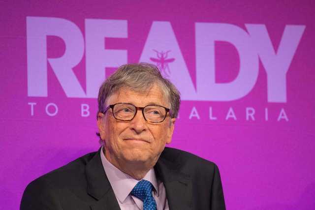 Bill Gates backs gene technologies in fight to end malaria