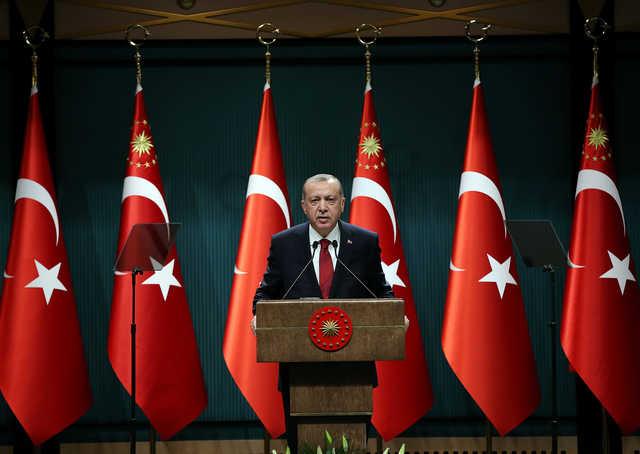 Early polls in Turkey