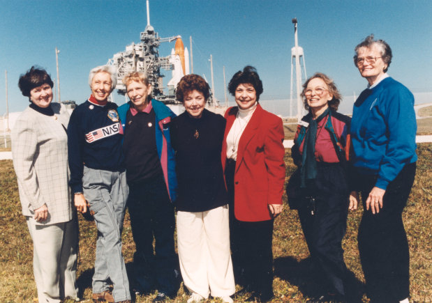 'Mercury 13' chronicles women in 1960s who trained for space flight