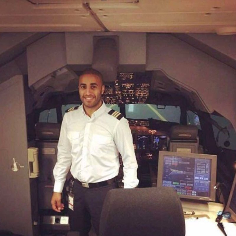 Mystery of Saudi pilot's disappearance in Spain