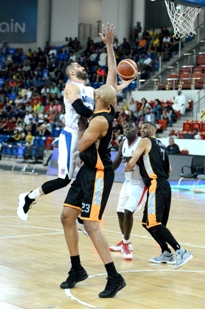 Zain Bahrain Basketball League: Manama off to dominant start