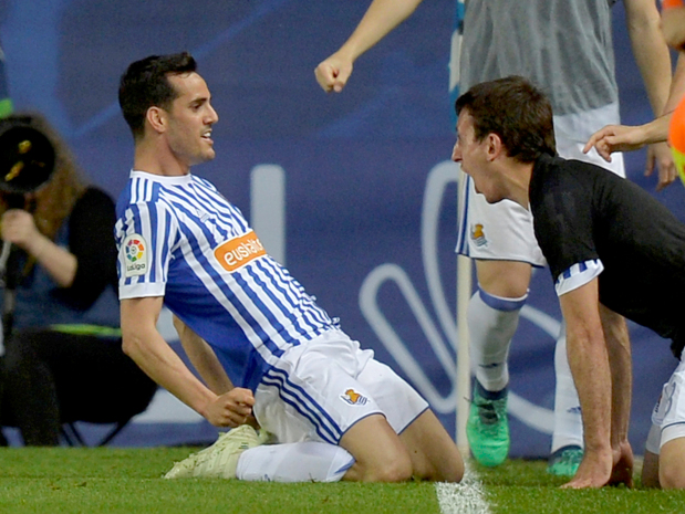 Sociedad dash Atletico hopes