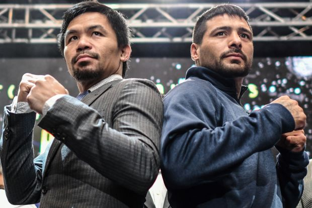 Age is no barrier for evergreen Pacquiao