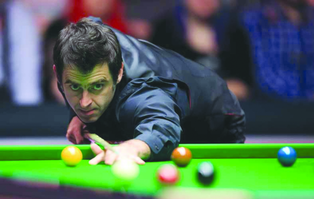 O'Sullivan eyes sixth world title