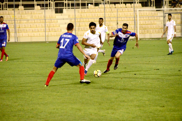 Manama seals easy win over Hidd