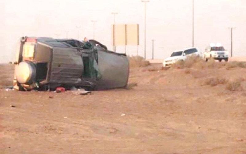 UAE national, Arab expat die in accidents