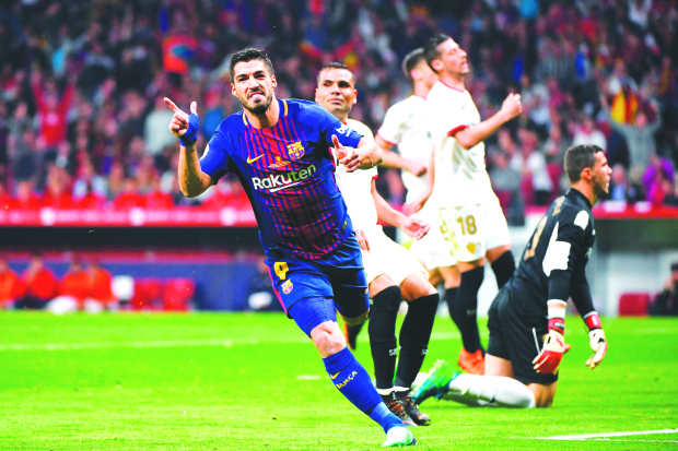 Barcelona claim 30th King's Cup